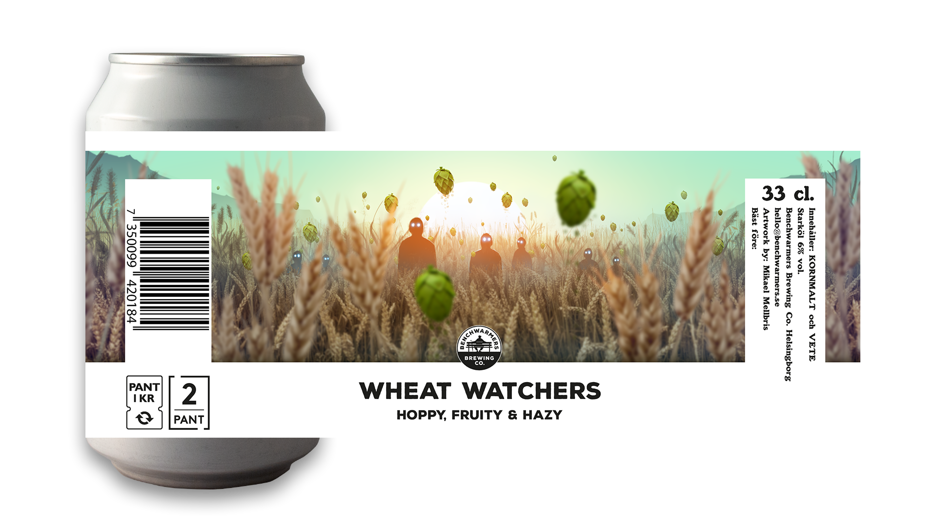Benchwarmers Wheat watchers